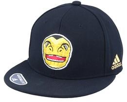 Vegas Golden Knights Mascot Flat Brim Snapback - Adidas