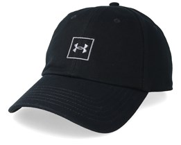 Men´s Washed Cotton Black/Graphite Adjustable - Under Armour