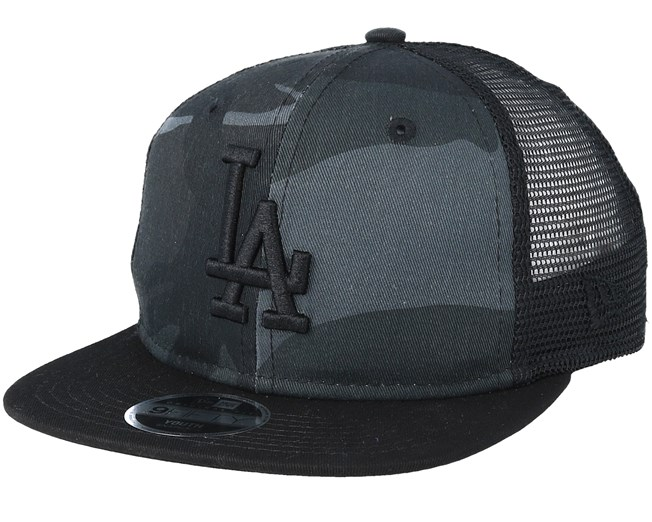 Dodgers Trucker Cap New Era 9FIFTY L.A League Essential Camouflage