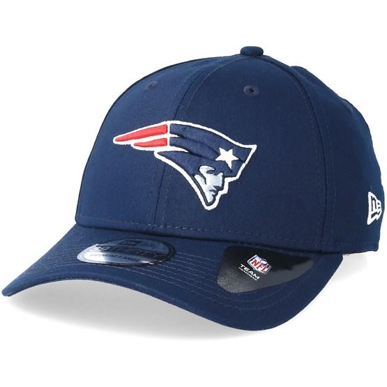 3522797de2c New England Patriots Team Essential 39Thirty Navy Flexfit - New Era caps -  Hatstoreaustralia.com