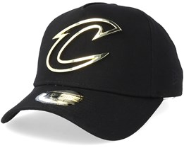 Cleveland Cavaliers Metal Badge A-Frame Black Adjustable - New Era