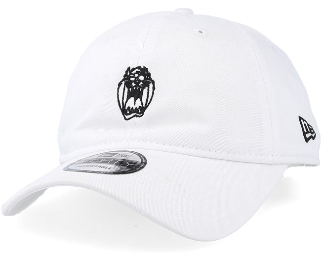 new product ee52c 64fa0 Looney Tunes 9Forty Tasmanian Devil White Black Adjustable - New Era caps -  Hatstoreworld.com