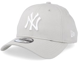 New York Yankees League Essential 9Forty Stone/White Adjustable - New Era