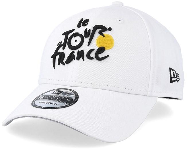 39786e3e2f1 Tour De France Jursey Pack White Adjustable - New Era caps ...