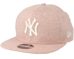 New York Yankees Jersey Bright 9Fifty Pink/Pink Snapback - New Era