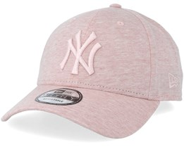 f63e3441f2fd06 New York Yankees Jersey Bright 9Forty Pink/Pink Adjustable - New Era