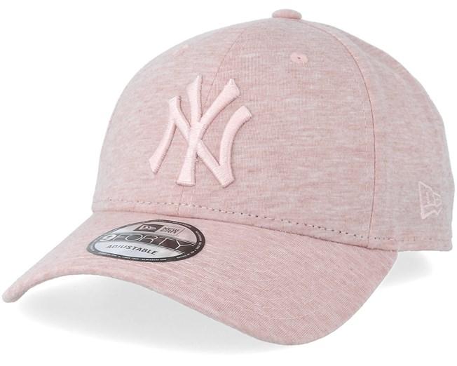 bed735166ed New York Yankees Jersey Bright 9Forty Pink Pink Adjustable - New Era caps -  Hatstoreworld.com