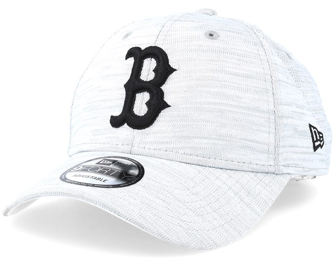 7bc135c6 Boston Red Sox Engineered Fit 9Forty Light Grey/Black Adjustable - New Era  caps - Hatstorecanada.com