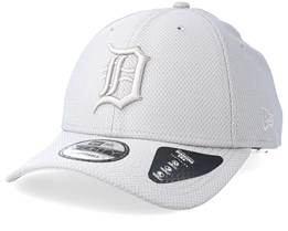 Detroit Tigers Diamond 9Forty Grey Adjustable - New Era