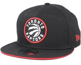 Toronto Raptors Classic Tm Black Snapback - New Era
