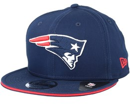 New England Patriots Classic Tm Navy Snapback - New Era