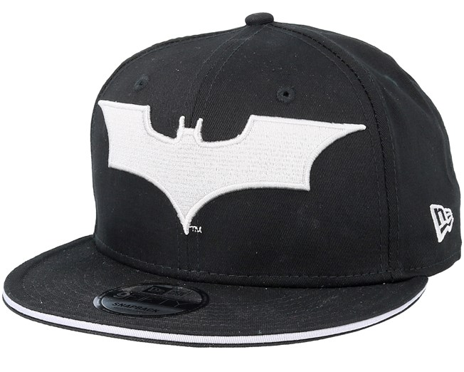 Batman Classic Tm Black Snapback - New Era - Start Gorra - Hatstore cebf0690b97