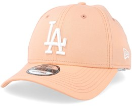 Los Angeles Dodgers League Essential 9Forty Peach/white Adjustable - New Era