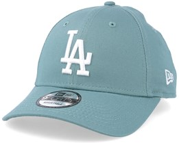 Los Angeles Dodgers League Essential 9Forty Mint/White Adjustable - New Era