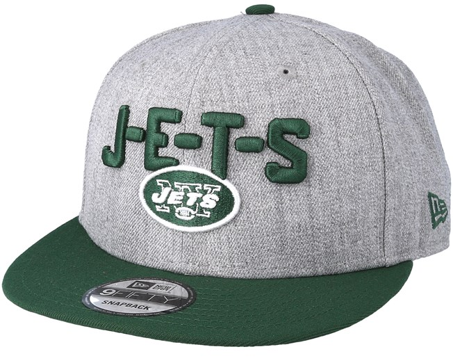 New York Jets 2018 NFL Draft On-Stage Grey Green Snapback - New Era caps -  Hatstoreaustralia.com 0bd75db9a