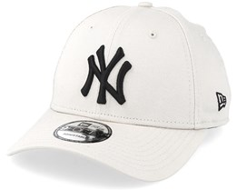 fbe900e93d2 New York Yankees 9Forty Essential Stone Black Adjustable - New Era