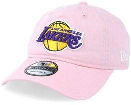 LA Lakers 9Twenty Ot Pink Adjustable - New Era