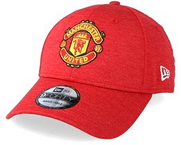Manchester United Shadowtech 9Forty Red Adjustable - New Era