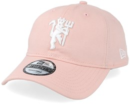 Manchester United 9Twenty Pink Adjustable - New Era