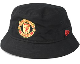 Manchester United Essential Black Bucket - New Era