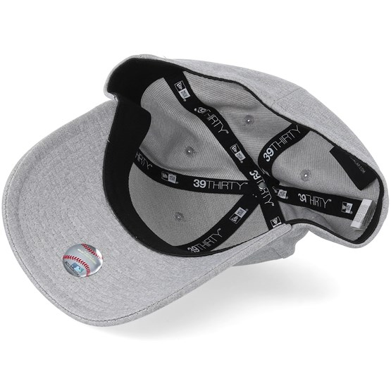ad29ee2ee New York Mets 39Thirty Shadow Tech Gray White Flexfit - New Era caps -  Hatstoreaustralia.com