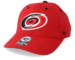 Carolina Hurricanes Kickoff 47 Contender Wool Red Flexfit - 47 Brand