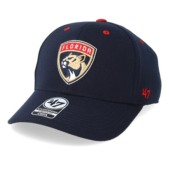 47 Brand Stretch Cap KICKOFF Florida Panthers navy