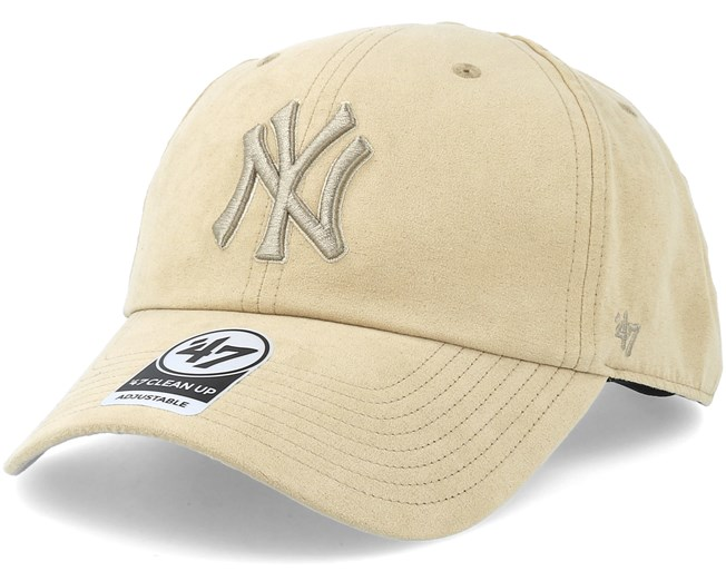 Sport Clean Up New York Yankees Gold 47 Brand Adjustable Cap