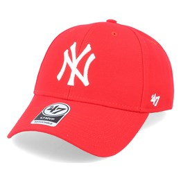 84bc6399 47 Brand New York Yankees Mvp Red Adjustable - 47 Brand $22.49 $24.99. NY  Yankees Sure Shot 47 Captain Black Snapback - 47 Brand