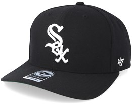 Chicago White Sox Cold Zone 47 Mvp DP Wool Black Adjustable - 47 Brand