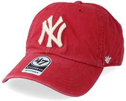 New York Yankees Hudson 47 Clean Up Cayenne Adjustable - 47 Brand ab2832c375d