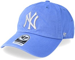 New York Yankees Metallic 47 Clean Up Oyster Adjustable - 47 Brand cc80fcd85ca