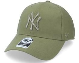 New York Yankees Mvp Sandalwood Adjustable - 47 Brand