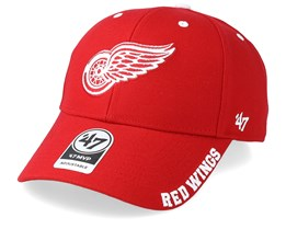 Detroit Red Wings Defrost 47 Mvp Red/White Adjustable - 47 Brand