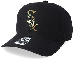 Chicago White Sox Camfill Black/Camo Adjustable - 47 Brand