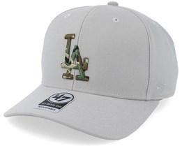 Los Angeles Dodgers Camfill Grey/Camo Adjustable - 47 Brand