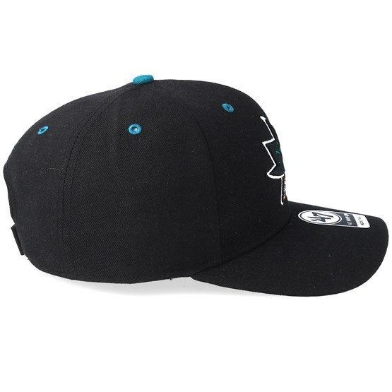 hot sale online bd0d7 cd257 San Jose Sharks Audible 47 Mvp Light Black Teal Adjustable - 47 Brand caps  - Hatstoreaustralia.com