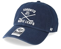 Toronto Maple Leafs Axis Navy Adjustable - 47 Brand