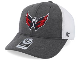 Washington Capitals Haskell 47 Mvp Charcoal/White Adjustable - 47 Brand