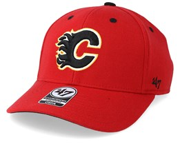 Calgary Flames Kickoff 47 Contender Wool Red Flexfit - 47 Brand