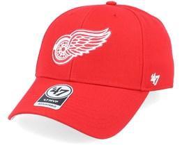 Detroit Red Wings Mvp Red/White Adjustable - 47 Brand