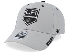 Los Angeles Kings Defrost 47 Mvp Black Grey/Black Adjustable - 47 Brand