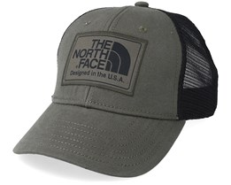 Kids Mudder New Taupe Green Trucker - The North Face