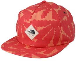 Juniper Crush Cap Spiced Coral Strapback - The North Face