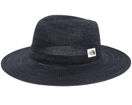 Packable Black Panama Hat - The North Face