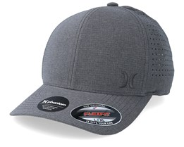 Phantom Ripstop Dark Grey Flexfit - Hurley