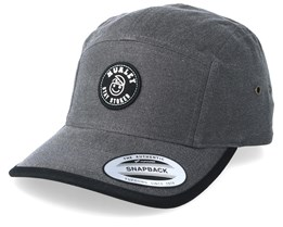 Stay Stoked Dark Grey 5-Panel - Hurley