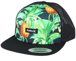 Mixtape Pinapple/Black Trucker - Hurley