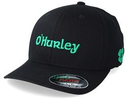 Paddy Black/Green Flexfit - Hurley