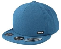 Phantom Traveler Hybrid Blue Strapback - Hurley